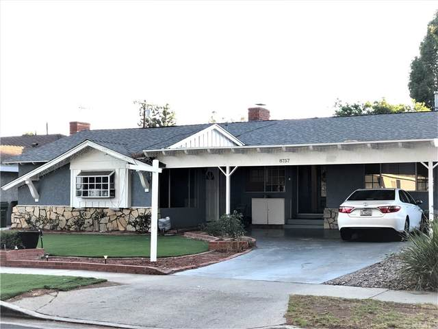 8757 Jumilla Avenue, Northridge, CA 91324 (#IG21162785) :: Cochren Realty Team | KW the Lakes