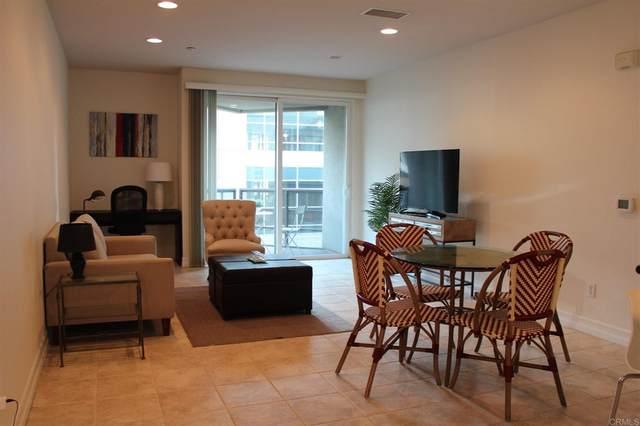 1225 Island Avenue #503, San Diego, CA 92101 (#PTP2105435) :: Holmes Muirhead Team at Reviron Realty