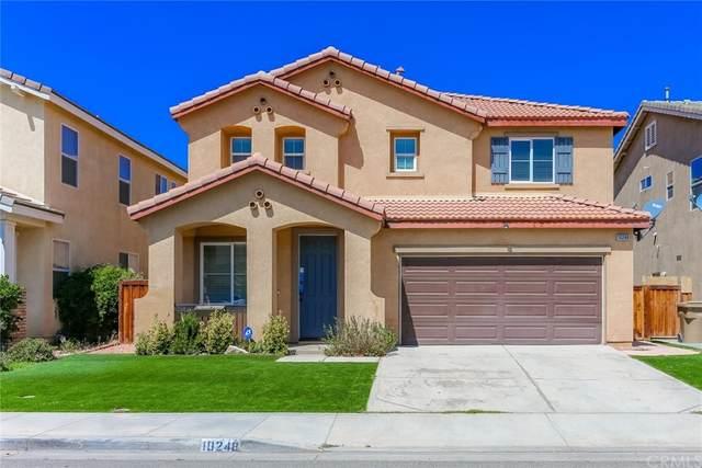 10248 Allie Street, Hesperia, CA 92345 (#IG21168962) :: Doherty Real Estate Group