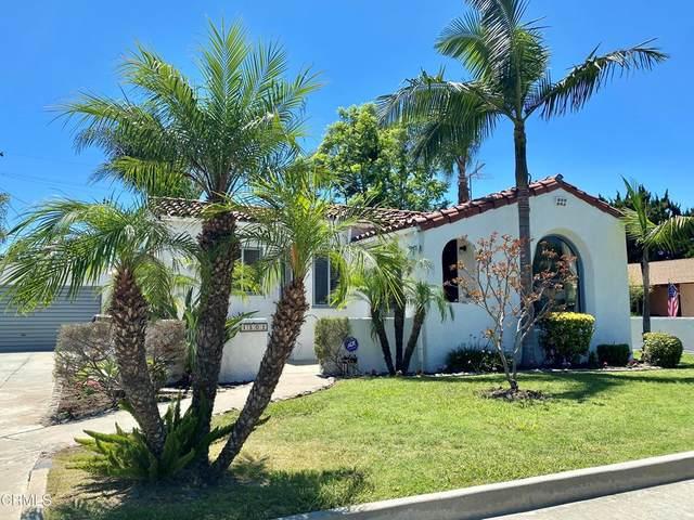 1502 E 57th Street, Long Beach, CA 90805 (#P1-5986) :: TeamRobinson   RE/MAX One