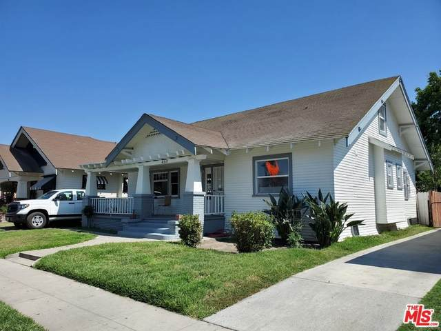 432 W 51St Street, Los Angeles (City), CA 90037 (#21766874) :: The Kohler Group
