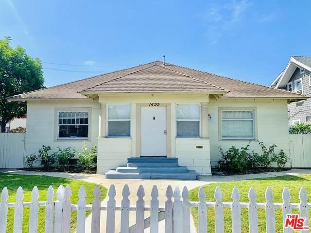 1422 W 29Th Street, Los Angeles (City), CA 90007 (#21767734) :: TeamRobinson   RE/MAX One