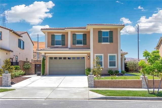 17204 Guarda Drive, Chino Hills, CA 91709 (#TR21167323) :: Latrice Deluna Homes