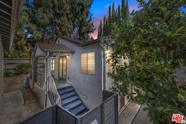 1823 1/4-1/2 Echo Park Avenue, Los Angeles (City), CA 90026 (#21758870) :: Cochren Realty Team | KW the Lakes