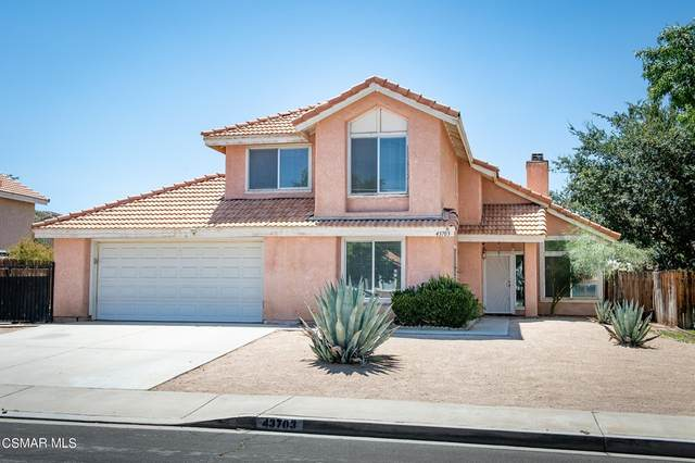 43703 Byron Drive, Lancaster, CA 93535 (#221004226) :: Cochren Realty Team | KW the Lakes