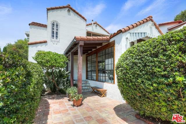 5437 Dahlia Drive, Los Angeles (City), CA 90041 (#21766380) :: Cochren Realty Team | KW the Lakes