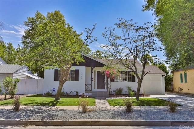 5946 Shoshone Avenue, Encino, CA 91316 (#TR21168984) :: Zen Ziejewski and Team