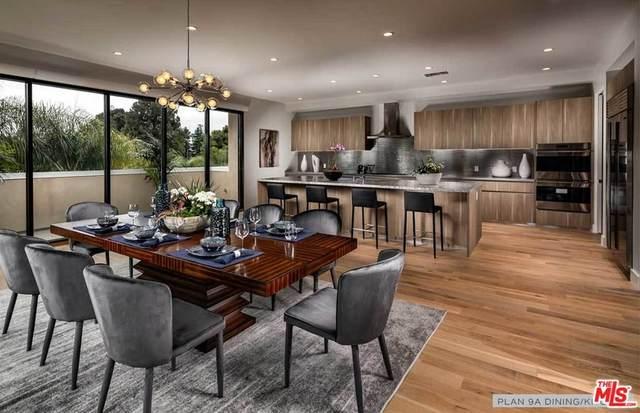 358 W Green Street #412, Pasadena, CA 91105 (#21767592) :: Jett Real Estate Group