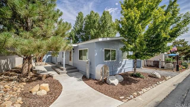 391 Montclair Drive #13, Big Bear, CA 92314 (#CV21167751) :: Zen Ziejewski and Team