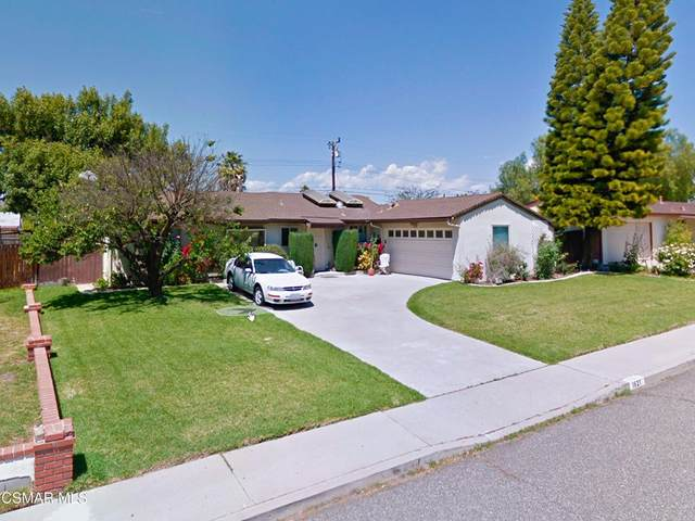 1621 Bodie Avenue, Simi Valley, CA 93065 (#221003582) :: Cochren Realty Team | KW the Lakes