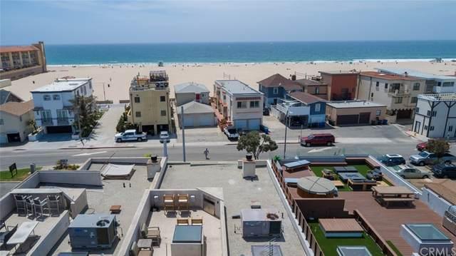 38 Hermosa Avenue, Hermosa Beach, CA 90254 (#OC21168539) :: Doherty Real Estate Group