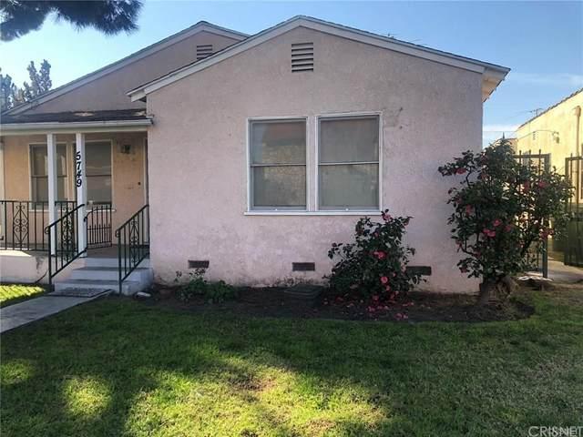 5749 Fair Avenue, North Hollywood, CA 91601 (#SR21169103) :: Cochren Realty Team   KW the Lakes