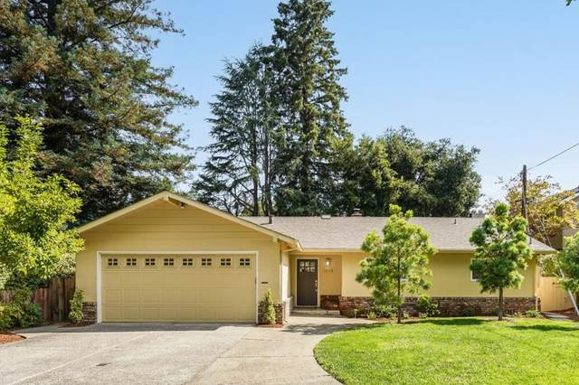 1308 University Drive, Menlo Park, CA 94025 (#ML81856399) :: McKee Real Estate Group Powered By Realty Masters & Associates