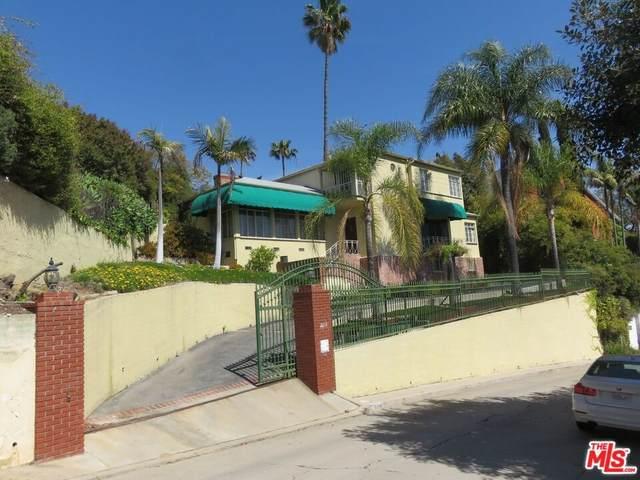 2214 Ben Lomond Drive, Los Angeles (City), CA 90027 (#21708144) :: Latrice Deluna Homes