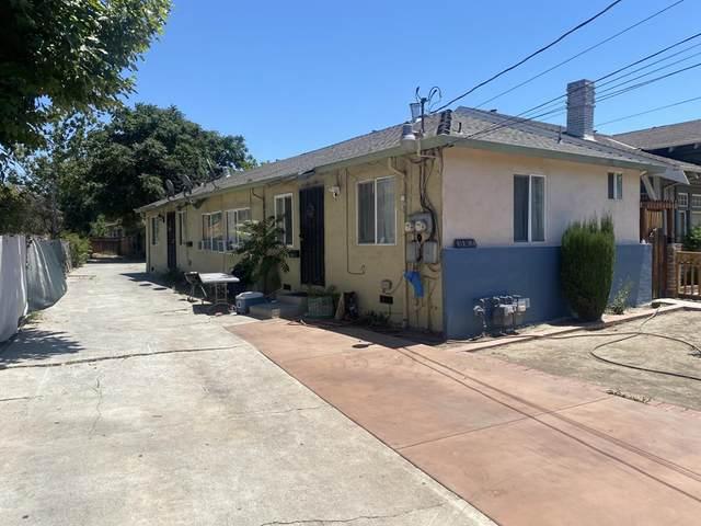 814 8th Street, San Jose, CA 95112 (#ML81852652) :: Cochren Realty Team | KW the Lakes