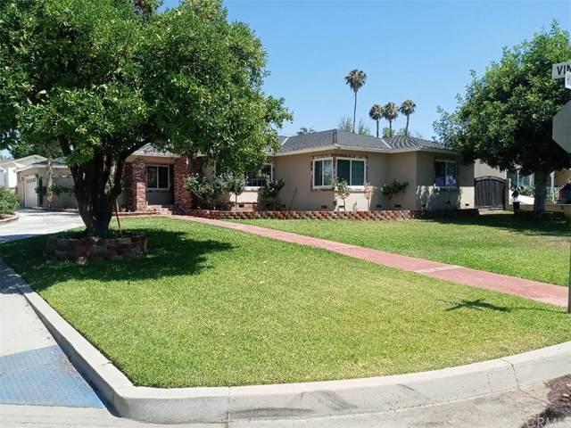 1002 S Hillward Avenue, West Covina, CA 91791 (#CV21169133) :: Cochren Realty Team | KW the Lakes