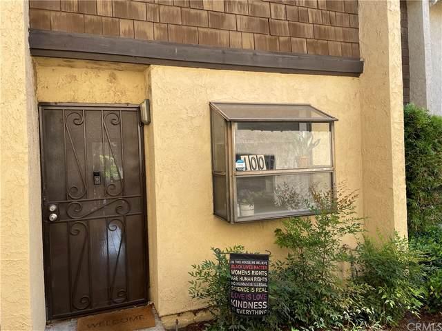 12750 Centralia Street #100, Lakewood, CA 90715 (#PW21169074) :: Wendy Rich-Soto and Associates