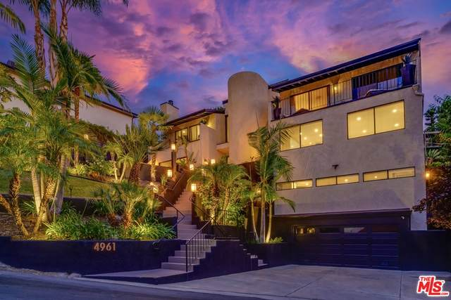 4961 Marmol Drive, Woodland Hills, CA 91364 (#21756978) :: Latrice Deluna Homes