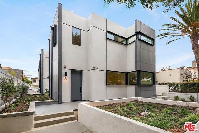 1014 Bay Street B, Santa Monica, CA 90405 (#21767822) :: Frank Kenny Real Estate Team