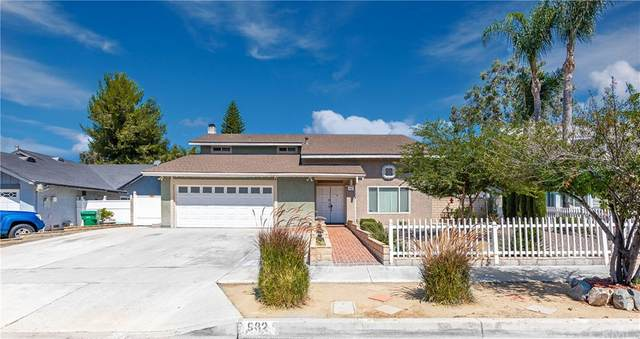 982 Auburndale Street, Corona, CA 92878 (#IG21169191) :: Zen Ziejewski and Team