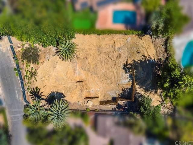 4814 Hasekian Drive, Tarzana, CA 91356 (#SR21169046) :: Doherty Real Estate Group