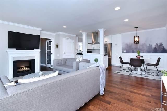 4370 Troost Avenue #201, Studio City, CA 91604 (#SR21169064) :: Latrice Deluna Homes