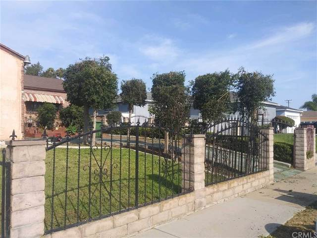 710 S Caswell Avenue, Compton, CA 90220 (#IG21166799) :: Cochren Realty Team | KW the Lakes