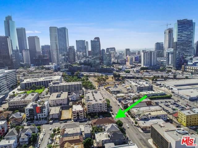 1231 W 8Th Street, Los Angeles (City), CA 90017 (#21767150) :: The Kohler Group