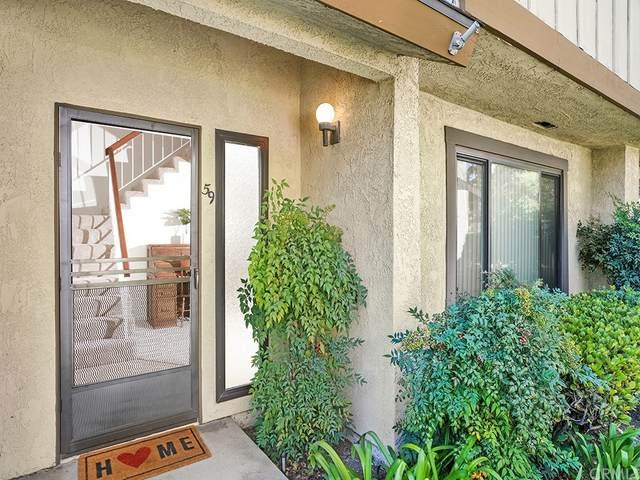 1409 W Cerritos Avenue #59, Anaheim, CA 92802 (#OC21167414) :: First Team Real Estate