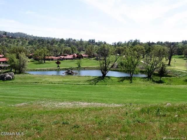 28880 Glen Eagle Court Lot 85, Tehachapi, CA 93561 (#221004231) :: The Alvarado Brothers