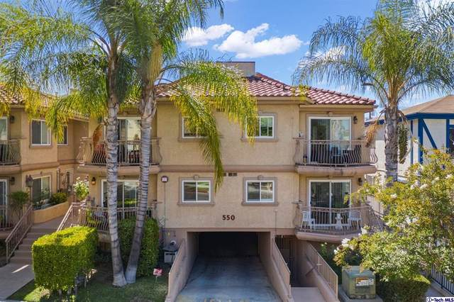 550 E Santa Anita Avenue #109, Burbank, CA 91501 (#320007095) :: American Real Estate List & Sell