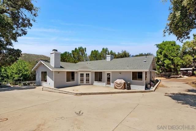 24440 Viejas Grade Rd, Descanso, CA 91916 (#210021851) :: Robyn Icenhower & Associates