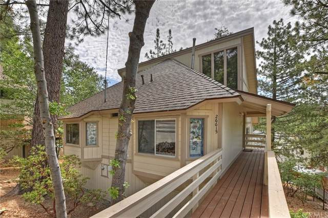 26615 Modoc Lane, Lake Arrowhead, CA 92352 (#EV21168790) :: The Kohler Group
