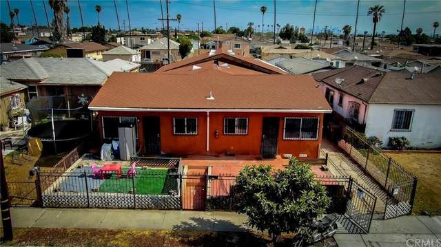 1231 W 97th Street, Los Angeles (City), CA 90044 (#PW21169361) :: Cochren Realty Team | KW the Lakes
