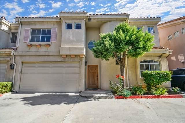 10008 Reseda Boulevard A, Northridge, CA 91324 (#SR21169357) :: Latrice Deluna Homes