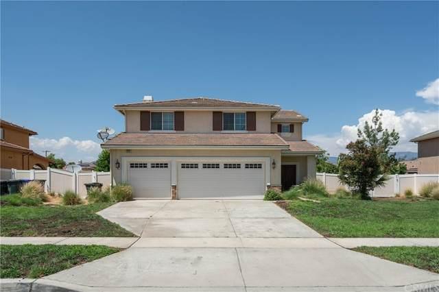 836 E Etiwanda Avenue, Rialto, CA 92376 (#CV21169187) :: Latrice Deluna Homes