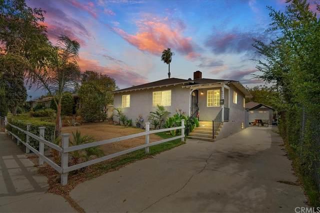 934 Cedar Street, Corona, CA 92879 (#IV21165437) :: McKee Real Estate Group Powered By Realty Masters & Associates