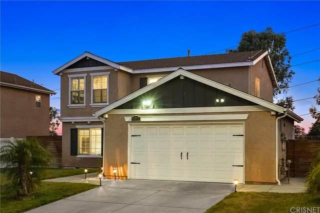 15217 Carey Ranch Lane, Sylmar, CA 91342 (#SR21169099) :: Latrice Deluna Homes