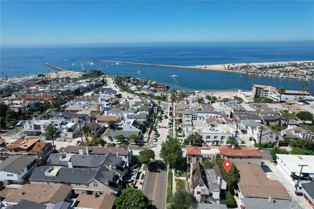 305 Fernleaf Avenue, Corona Del Mar, CA 92625 (#OC21029982) :: The Kohler Group