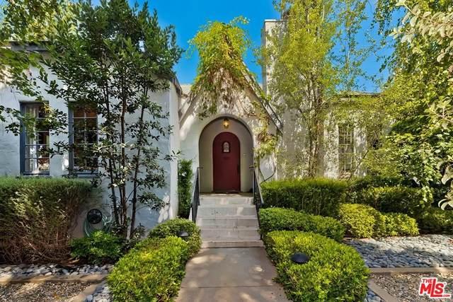 2507 California Avenue, Santa Monica, CA 90403 (#21766506) :: Frank Kenny Real Estate Team