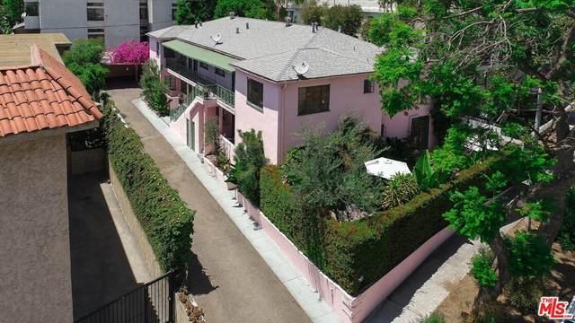 923 Westbourne Drive, West Hollywood, CA 90069 (#21767912) :: Zen Ziejewski and Team
