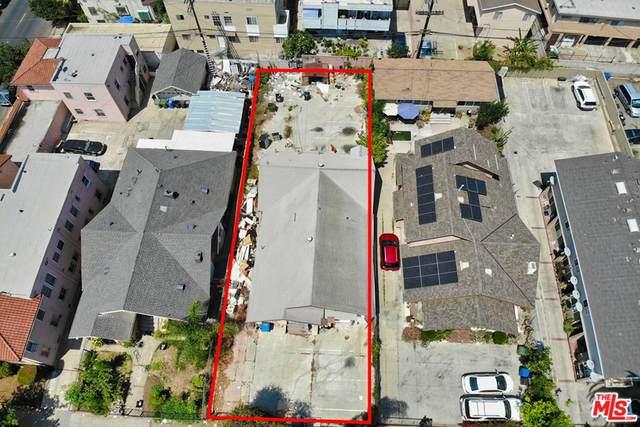 925 S Catalina Street, Los Angeles (City), CA 90006 (#21767860) :: Holmes Muirhead Team at Reviron Realty