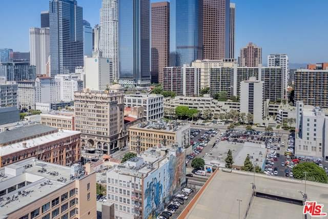253 S Broadway #401, Los Angeles (City), CA 90012 (#21767926) :: The Kohler Group