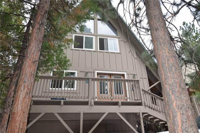 180 Grass Valley Road 34, Lake Arrowhead, CA 92352 (#EV21169192) :: The Kohler Group