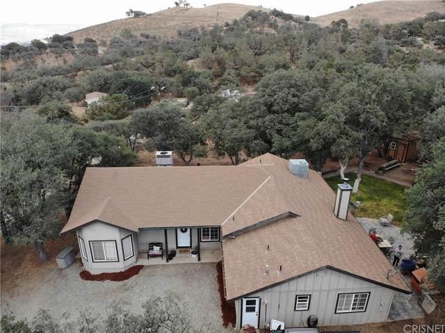 19606 Water Canyon Road, Tehachapi, CA 93561 (#SR21165400) :: The Alvarado Brothers