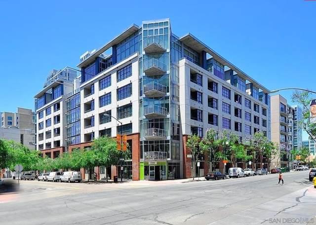 1050 Island Ave #425, San Diego, CA 92101 (#210021860) :: Holmes Muirhead Team at Reviron Realty