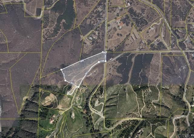 Lot 4 Paso Oro Verde, Fallbrook, CA 92028 (#NDP2109007) :: Jett Real Estate Group