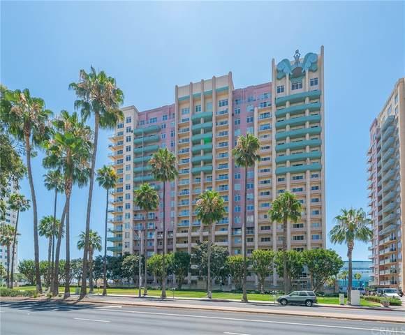 488 E Ocean Boulevard #818, Long Beach, CA 90802 (#PW21169431) :: American Real Estate List & Sell