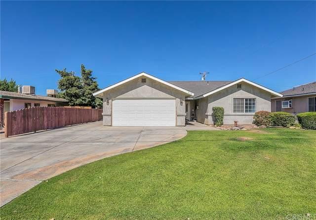 715 Houchin Road, Bakersfield, CA 93304 (#SR21169388) :: The Alvarado Brothers