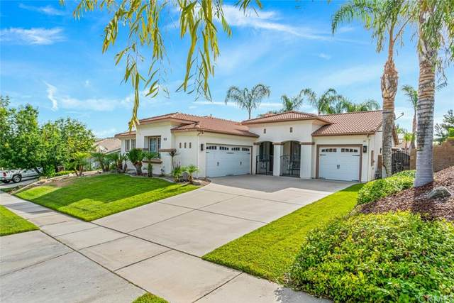 4157 Chanticleer Circle, Corona, CA 92883 (#DW21154986) :: McKee Real Estate Group Powered By Realty Masters & Associates